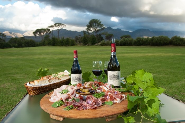 Shiraz and Charcuterie Festival 2018 at Anthonij Rupert Wyne